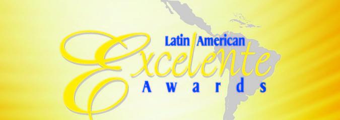 Latin American Excelente Awards Gala 2015